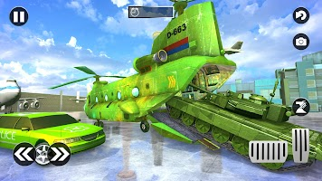 Prison Games: Army Truck Driving Simulator Games