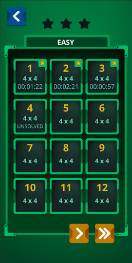 Einstein's Riddle Logic Puzzles 6.8.8G screenshots 6