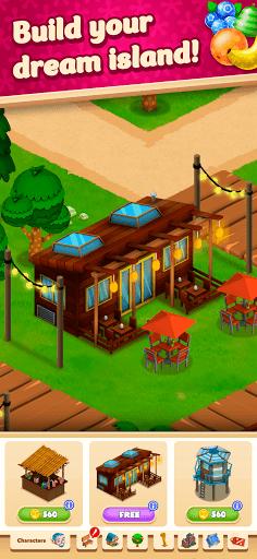 Match Island - Tropical Escape  screenshots 2