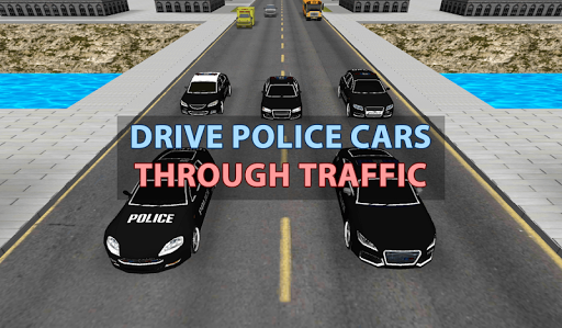 Police Car Racer 19 screenshots 1