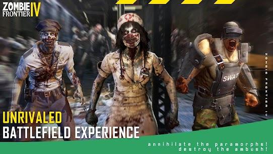 Zombie Frontier 4 MOD APK Latest Version 2021** 3