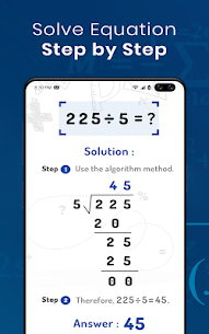 Math Scanner By Photo Pro Apk- Solve My Math Problem 1