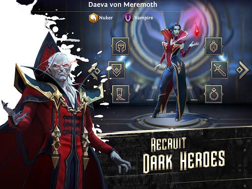 Heroes of the Darku2122  screenshots 11