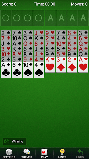 FreeCell Solitaire - Classic Card Games apklade screenshots 1