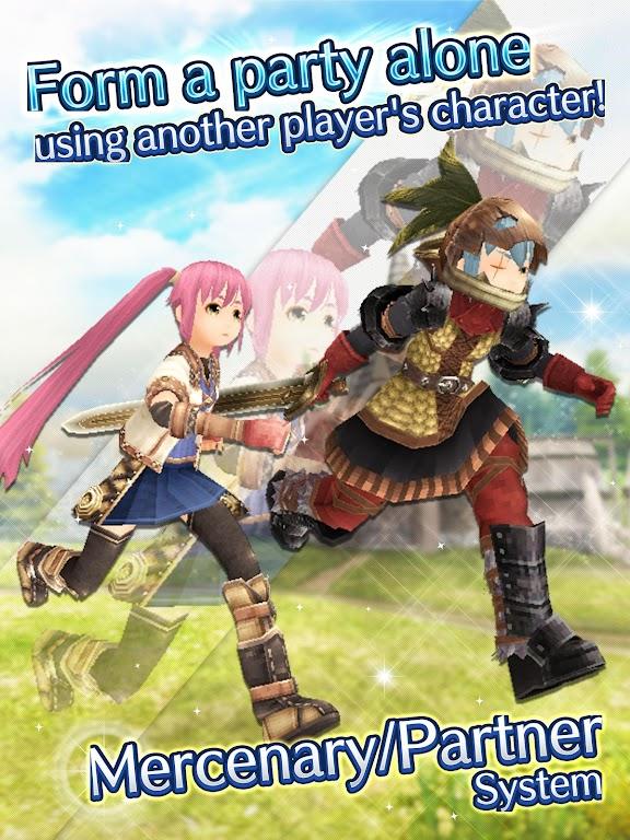 RPG Toram Online - MMORPG  poster 19