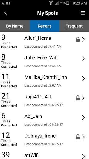 AT&T Smart Wi-Fi android2mod screenshots 2