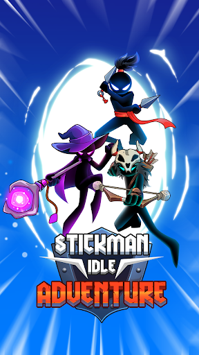 Stickdom Idle: Taptap Titan Clicker Heroes 0.2.3 screenshots 1