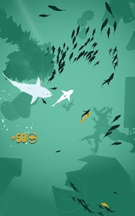 Shoal of fish Mod (Unlimited Money) 1