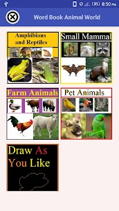 Word Book Animal World For Pc | How To Use (Windows 7, 8, 10 And Mac) 2