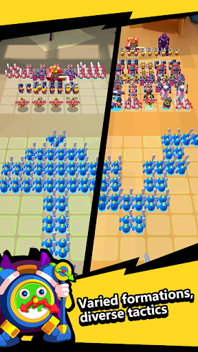Clash of Toys apkslow screenshots 6