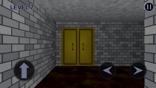 Minotaur's Lair - Scary Maze 3D, Hard Labyrinth apkpoly screenshots 4