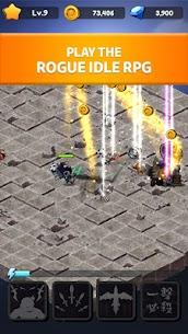 Rogue Idle RPG: Epic Dungeon Battle Mod Apk 1.6.4 (Unlimited Gold/Diamonds/Rebirth Stones) 6