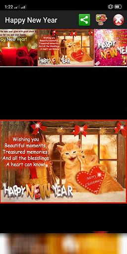 Happy New Year Greetings 2021  Screenshots 23