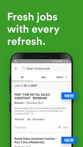 Jora Jobs - Job Search, Vacancies & Employment 2.26.1 (4431) Screenshots 5