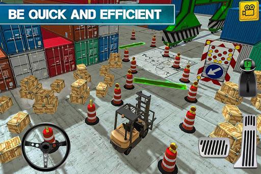 Cargo Crew: Port Truck Driver 1.2 screenshots 4