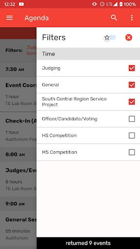 Virginia TSA SC Regional Fair  screenshots 4