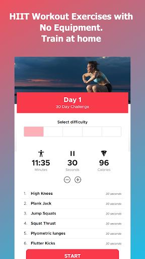 Foto do 30 Day Cardio HIIT Challenge