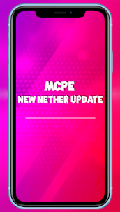 MCPE new Nether Update 4