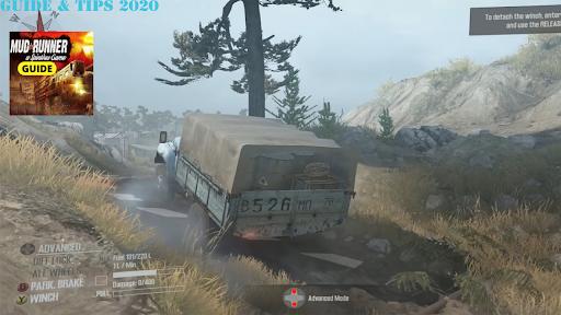 Guide For SnowRunner Truck Tips 2021  Screenshots 5