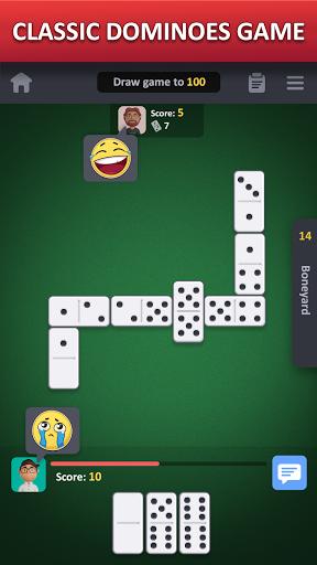 Domino online classic Dominoes game! Play Dominos!  screenshots 1