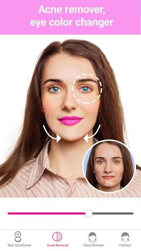 Beauty Makeup Editor: Beauty Camera, Photo Editor 1.7.6 Screenshots 2