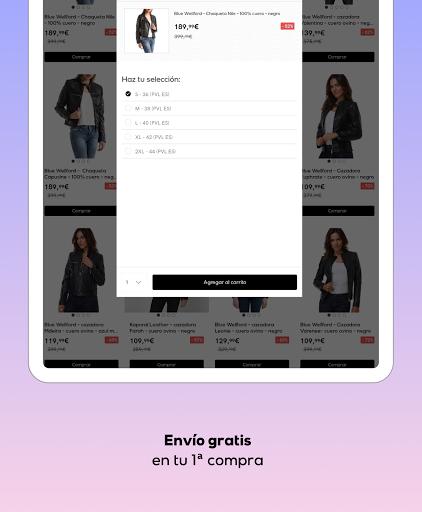 Privalia - Outlet de moda con ofertas de hasta 70% android2mod screenshots 7