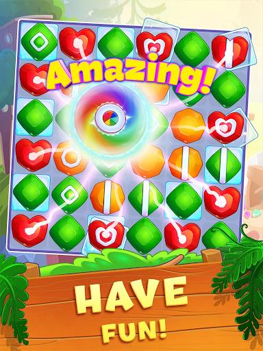 Crystal Crunch: New Match 3 Puzzle | Swap Gems 1.7.1 screenshots 12