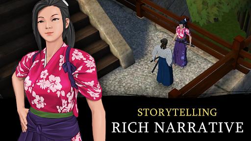 Bushido Saga - Nightmare of the Samurai apkpoly screenshots 4