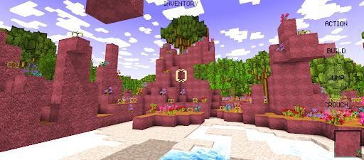 My Craft Building Games Exploration  screenshots 5
