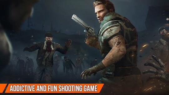 Dead Target MOD APK: Zombie Offline – Shooting Games [Unlimited Guns, Gold, Cash] 6