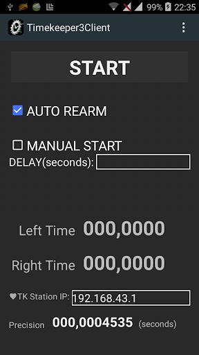 timekeeper3client screenshot 2