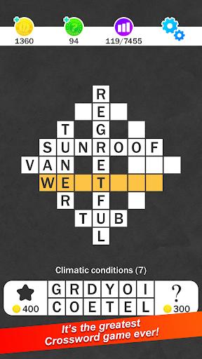 World's Biggest Crossword 2.7.1 screenshots 5