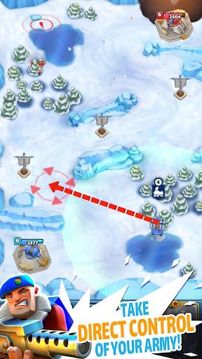 Warhands: Epic clash PvP game 1.20.3 screenshots 2