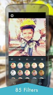 KVAD Camera + v1.10.1 MOD APK – best selfie app, cute selfie, Grids 2