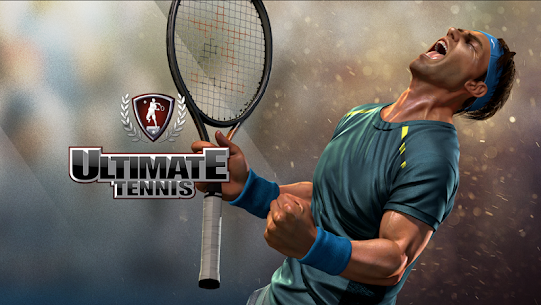 Free Ultimate Tennis  3D online sports game 1