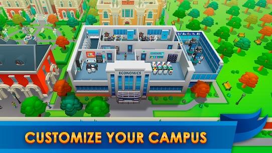 University Empire Tycoon – Idle Management Game MOD (Money) 4