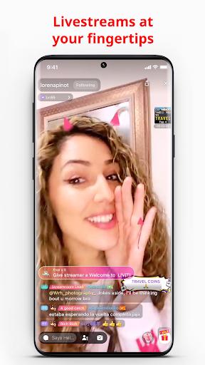 17LIVE - Live streaming screenshots 2