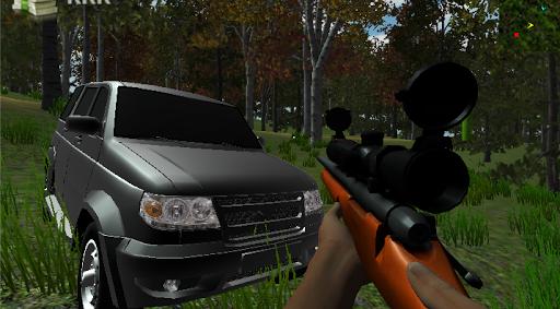 Russian Hunting 4x4 apkdebit screenshots 4