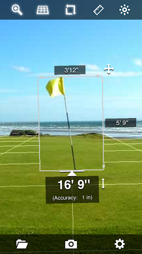 EasyMeasure - Camera Distance Tape Measure & Ruler apktram screenshots 10
