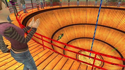 Télécharger Well Of Death Bike Stunt Rider mod apk screenshots 3