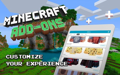 Add-ons for minecraft pe, mcpe MOD APK (Premium Unlock) Download 9