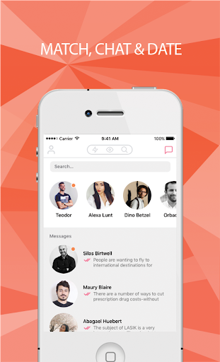 Adult dating app to find adults meet chat - ys.lt 3.1.1 Screenshots 4