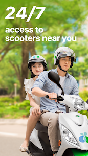 WeMo Scooter 3.8.9 [Mod + APK] Android 1