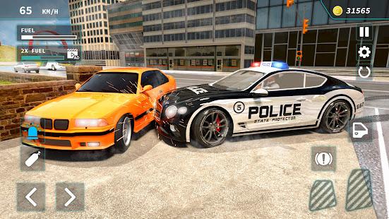 Police Real Chase Car Simulator 1.0 APK + Mod (Unlimited money) إلى عن على ذكري المظهر