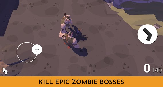 Zombie Survival Battle: Apocalypse 2
