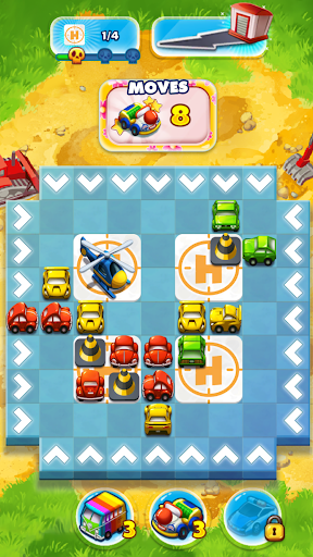 Traffic Puzzle - Car Puzzle Game 1.53.2.305 screenshots 6