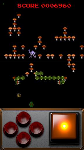 Retro Centipede screenshots 4