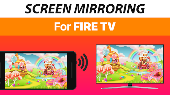 Screen Mirroring Pro for Fire TV Apk 1