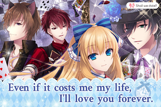 Code Triche Lost Alice - otome game/dating sim #shall we date (Astuce) APK MOD screenshots 5