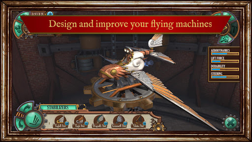Voletarium: Sky Explorers screenshots 2